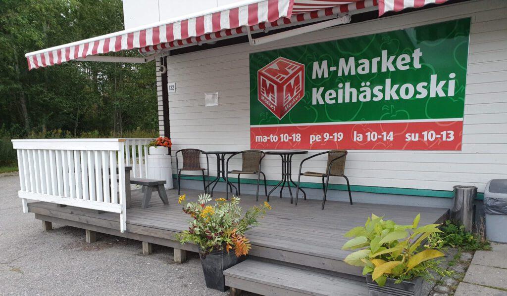 Syvänniemi M Market