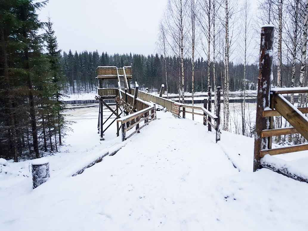 Keihäsjärven lintutorni